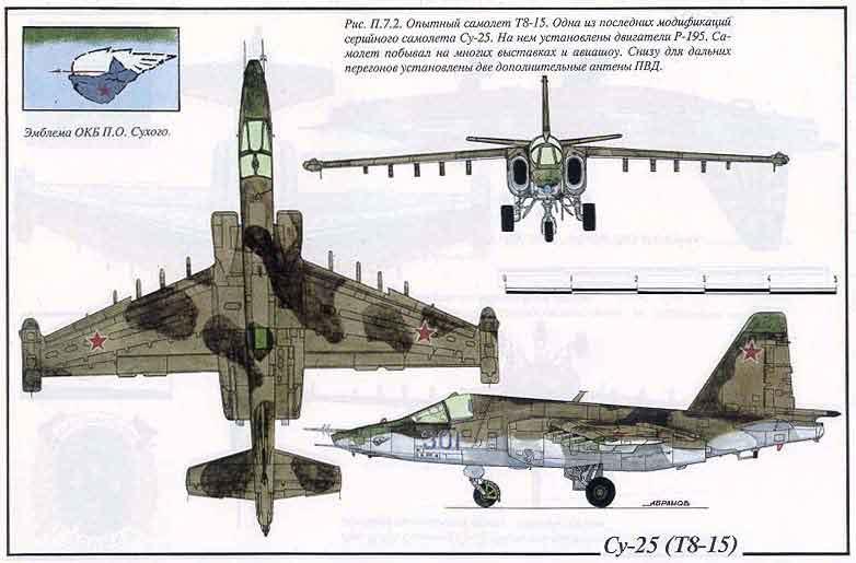 4. модель Су-25 в формате