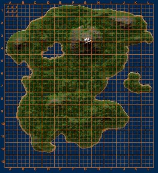 mapsmall   Coverage Buffer из CryENGINE в деталях