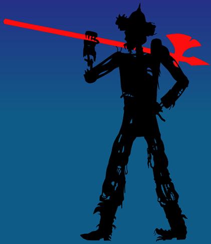 """Персонаж 2(Моногол) для игры в жанре Beat Em Up   Ищу программиста !!! игра  """"Vasiya nicknamed Rip Eye"""" / Вася по прозвищу Вырви глаз""""   жанр :  beat em up (как Golden Axe или Streets of Rage)"""