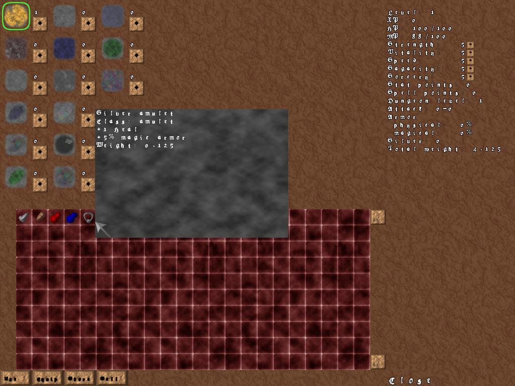 screenshot3 | [Конкурс 96К] Gates of Canta Eneccainen