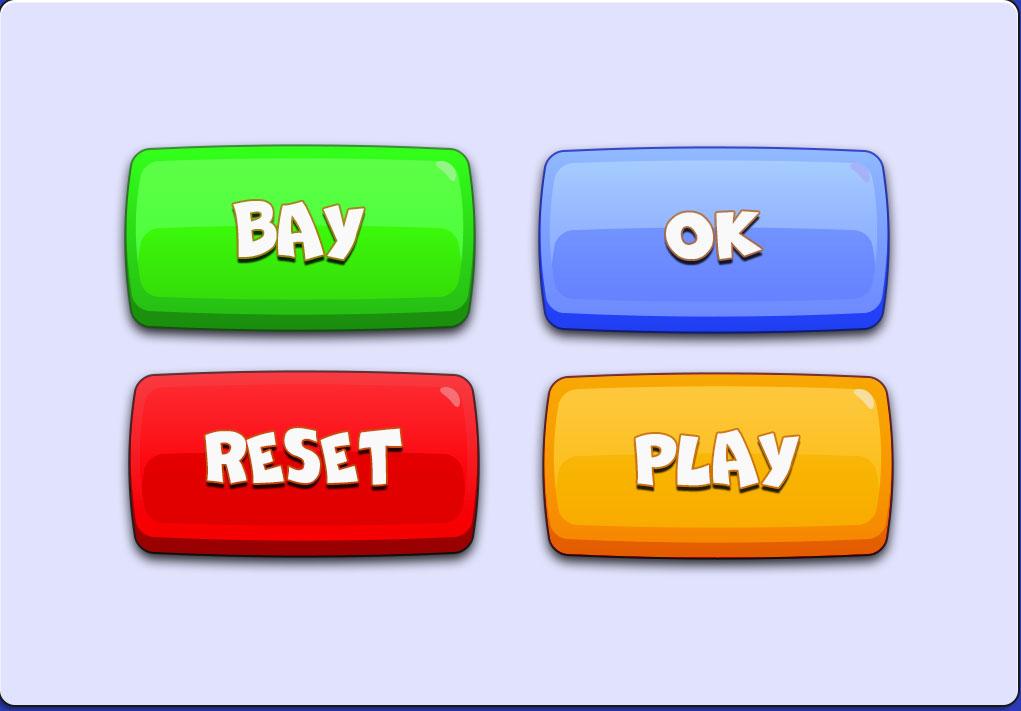 button   2d artist ( HOPA, UI, casual)
