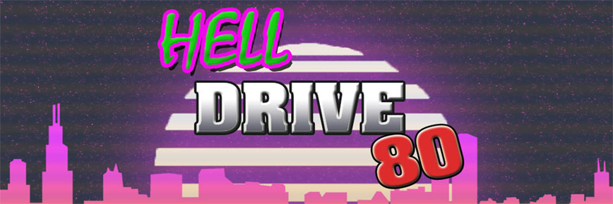 GD | Hell Drive 80