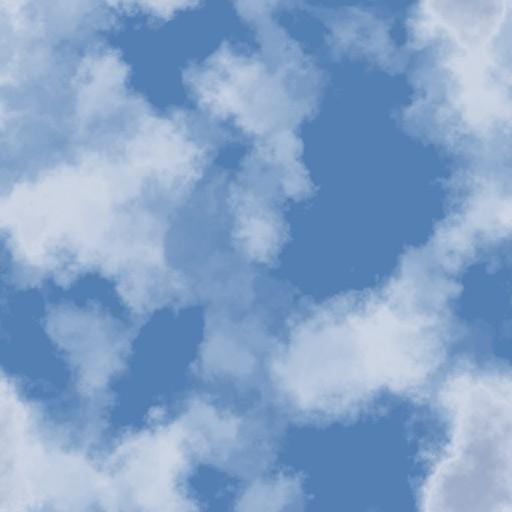 clouds | Практика процедурного текстурирования
