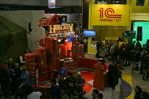 1c_nival | ИгроМир 2006.