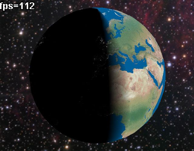 Земля вид из космоса. нужна помощь в оптимизации а то фпс к нулю стремится / Форум / Программирование игр / GameDev.ru - Разрабо