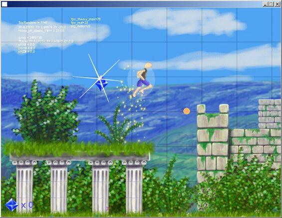 скрин0001 | Платформер на конкурс казуалок 2009