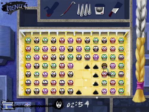game1 | «Маньяк3: Игра на вылетание». Для конкурса казуалок
