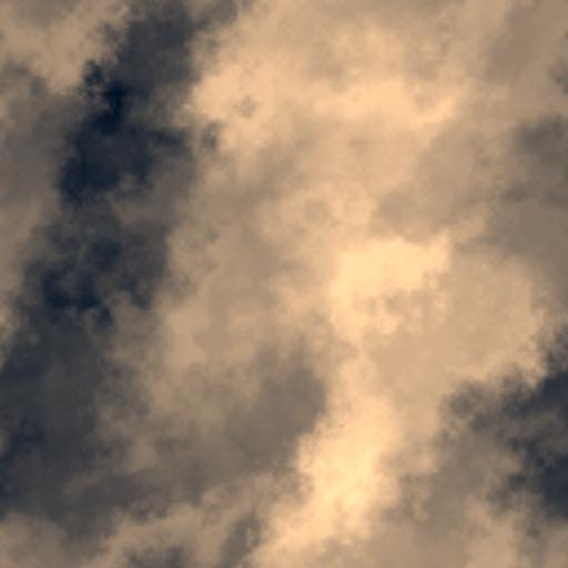 clouds1 | Практика процедурного текстурирования