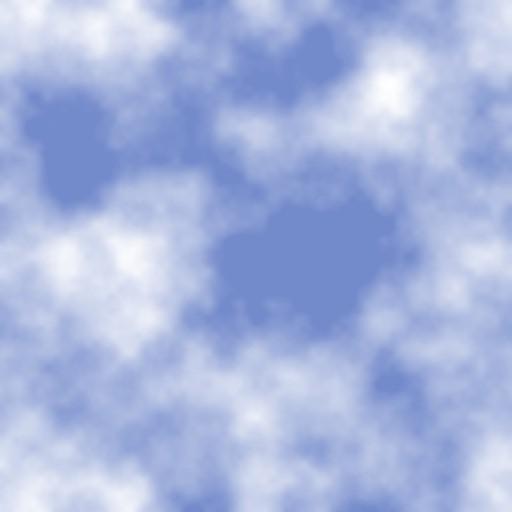 clouds2 | Практика процедурного текстурирования