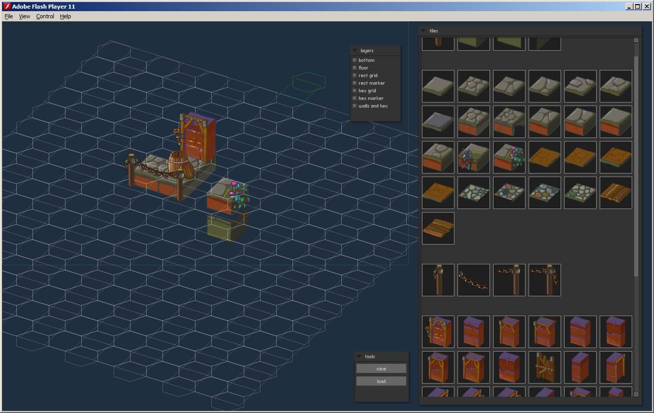 editor2 | xenofant :: видео полной зачистки одного уровня на странице 28