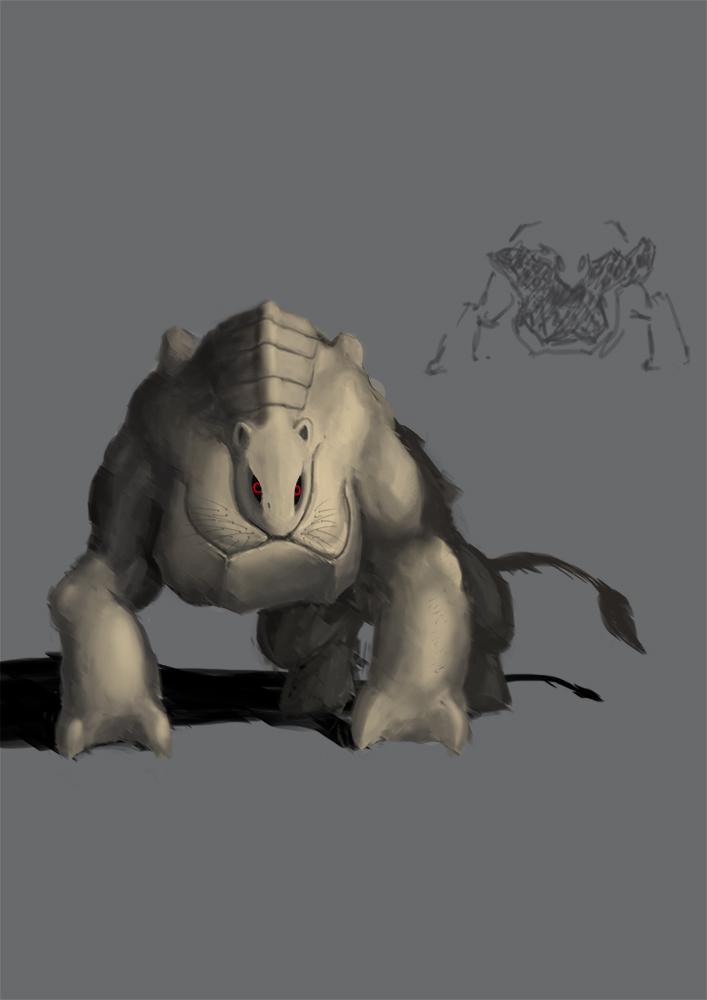 Beast_concept   Проб.XM