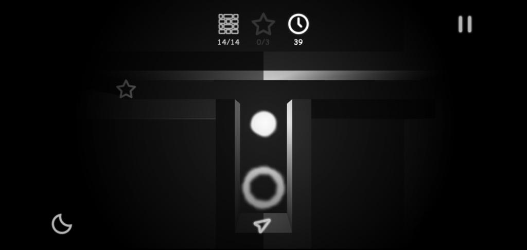 """2   Игра на мобильные платформы """"Darkness Way"""""""