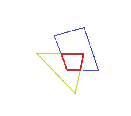 Clipping | Физика «на пальцах»: Обнаружение столкновений для выпуклых геометрий