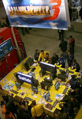 dalnoboyshiki | ИгроМир 2006.