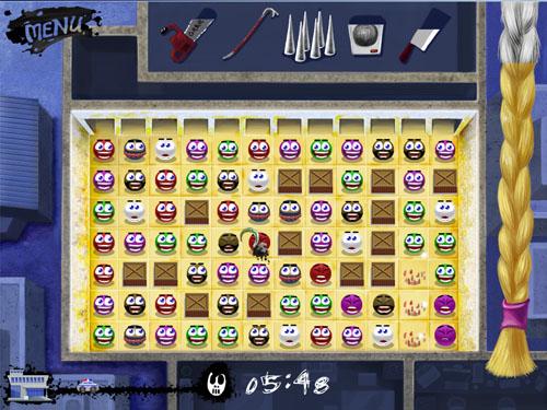 game2 | «Маньяк3: Игра на вылетание». Для конкурса казуалок
