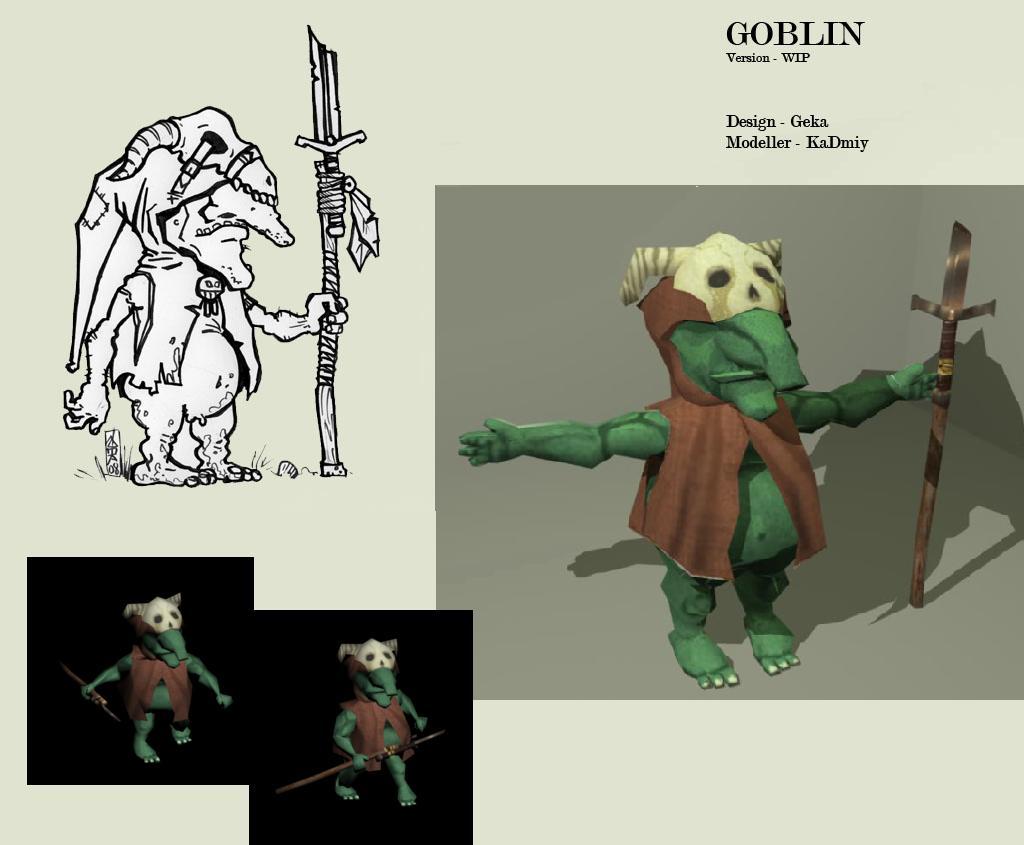 Die goblin-spiele haben begonnen und ihr habt jetzt die chance zu gewinnen!