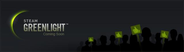 Steam Greenlight Logo | Valve запускает в Steam новый сервис - Greenlight