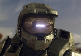 Halo 4 Launch   Мастер Чиф шагает по планете