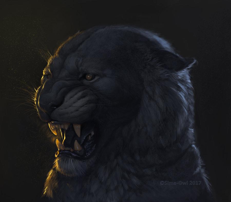 заказ на портрет персонажа кота.   Блог Работ Sima-Owl