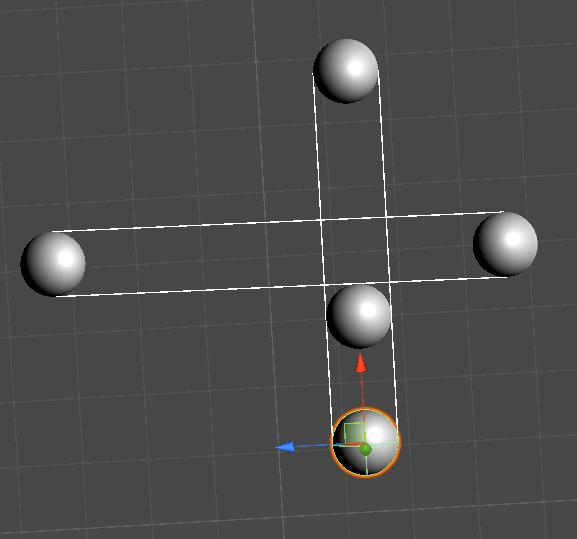 1 | Пересечение движущихся сфер