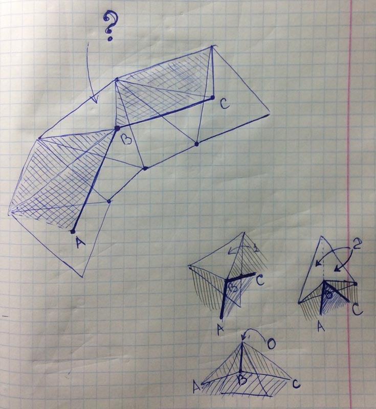 14 | Вставка одной поверхности в другую (многопоточный алгоритм)