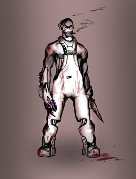 Man11 | Спидарт, скетчи