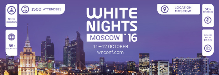 White Nights | White Nights Moscow 2016