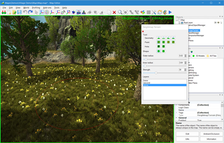 NeoAxis 3D Engine 3.5 | Вышел NeoAxis 3D Engine 3.5