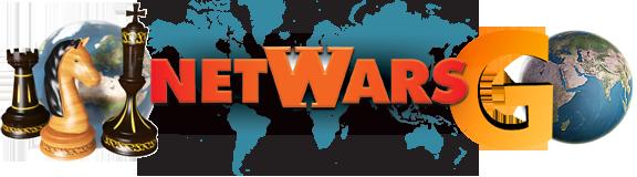 Логотип NetWars Engine | NetWars Engine SDK 0.44b: движок и примеры для MMO игр на DX11