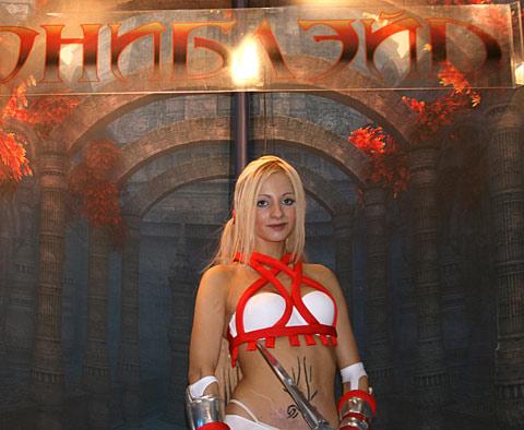 oniblaid | ИгроМир 2006.
