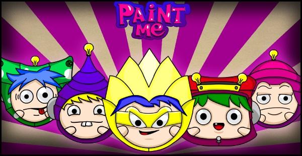 PaintMe - hoodlings | Paint Me