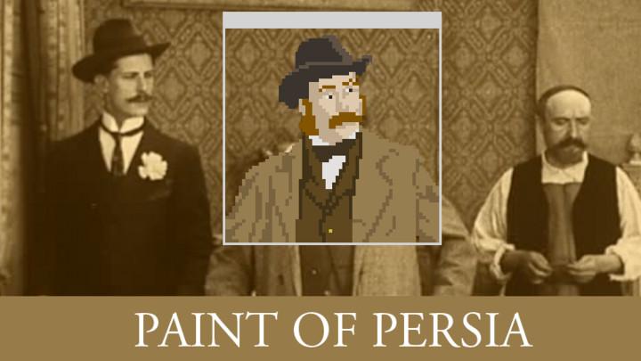 Paint Of Persia | Проекты Toolbox Jam на сайте itch.io.