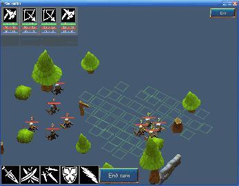 Geo Tactics - No terrain