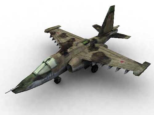 Модель самолёта | Низкополигональное моделирование самолёта.