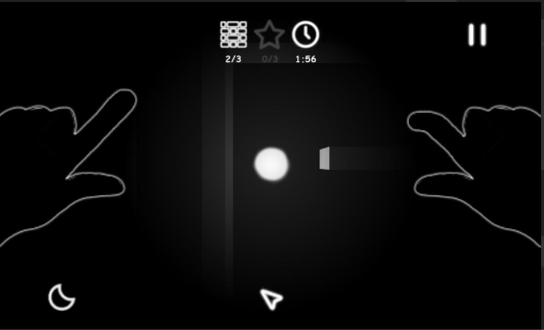 """1   Игра на мобильные платформы """"Darkness Way"""""""