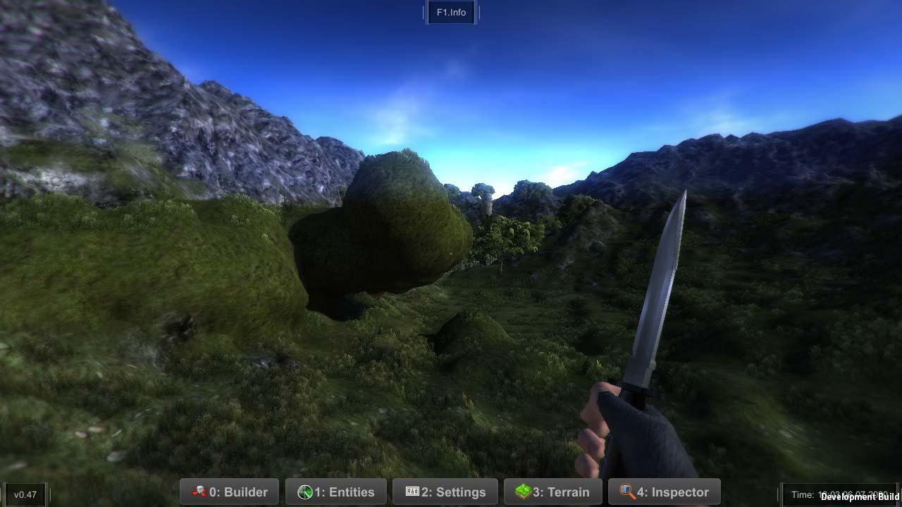 ScreenShot (16) | Браузерная MMO-выживалка(сталкеры, строительство, терраморфинг)