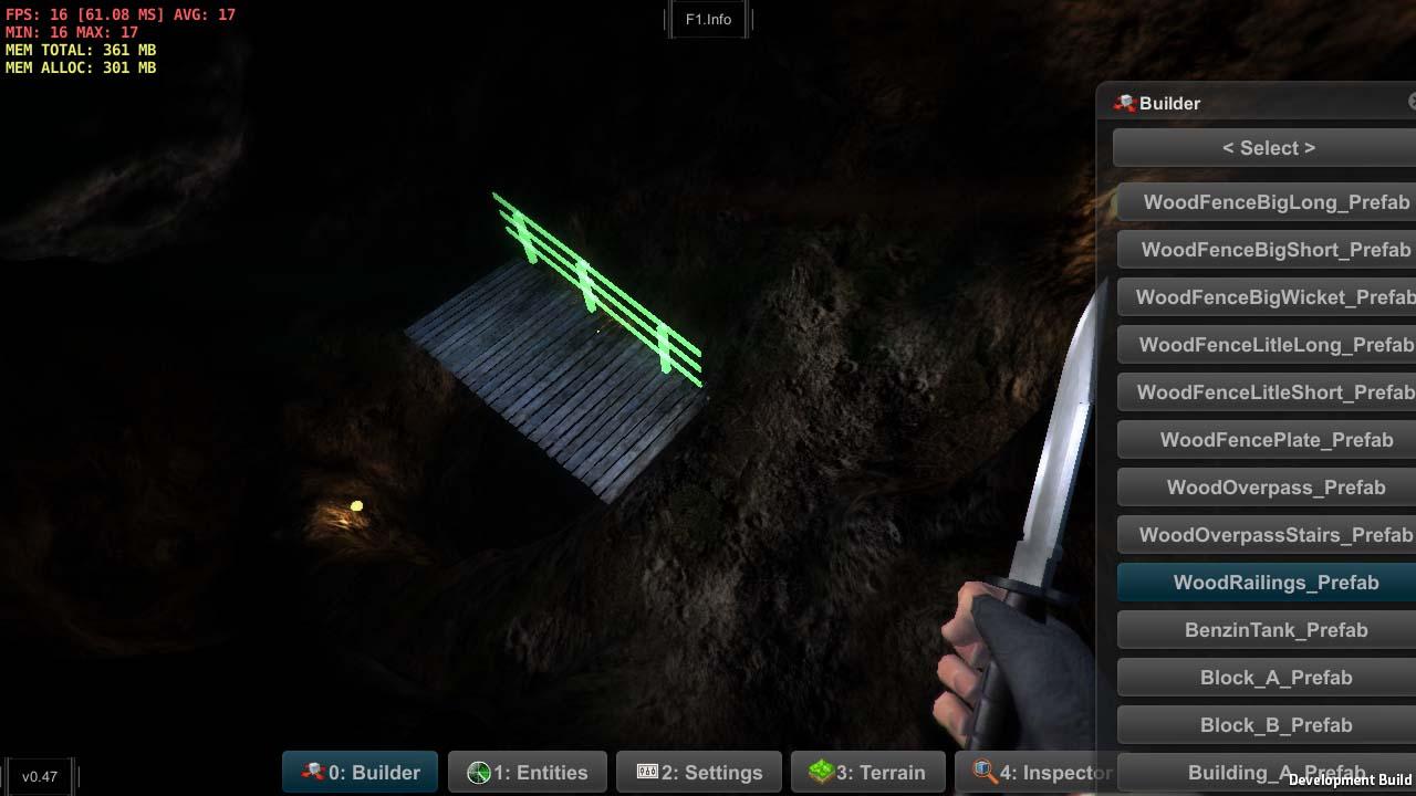 ScreenShot (9) | Браузерная MMO-выживалка(сталкеры, строительство, терраморфинг)