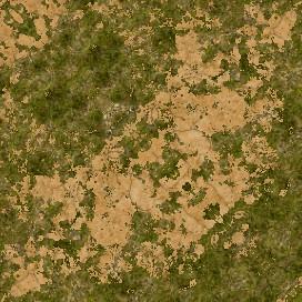 selectblend | Пример смешивания текстур ландшафта в Titan Quest.