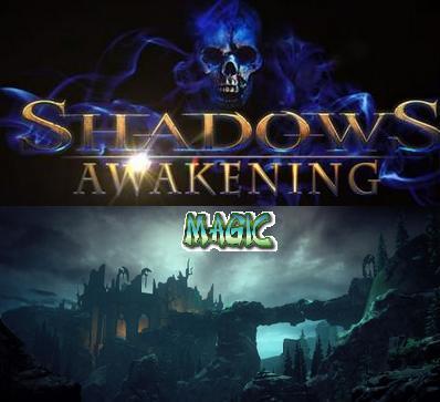 shadows awakening magic 2   Книга Теней БелАякс