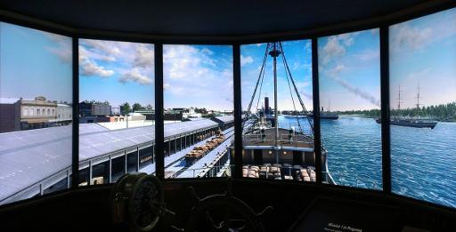 sm_02_maritime | UNIGINE - универсальная 3D платформа для профессиональных симуляторов и VR