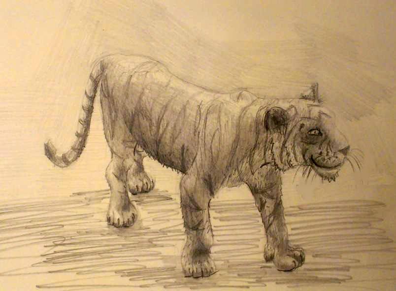tgrrr | Maltakreuz рисует львиц и не только