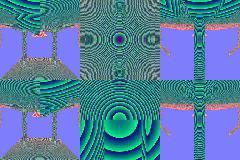 Динамические тени, основаные на CubeMap