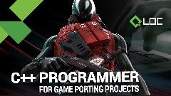 C++ programmer for video game porting projects — QLOC, Warsaw