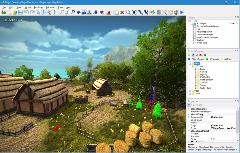 NeoAxis 3D Engine 3.5 Released