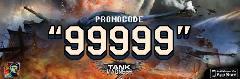 Tank Madness PROMOCODE 99999