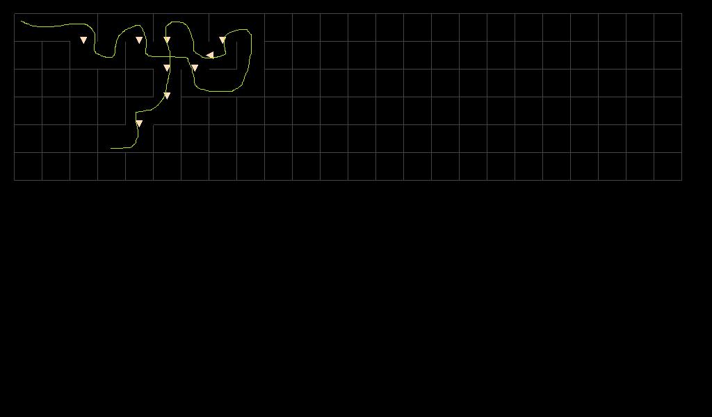 top1 | Как сгенерировать красивый запутанный лабиринт.