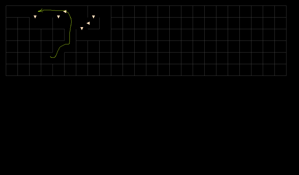 top2 | Как сгенерировать красивый запутанный лабиринт.