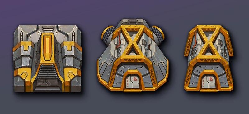 variant | Конкурс концепт-арта от студии Allods Team