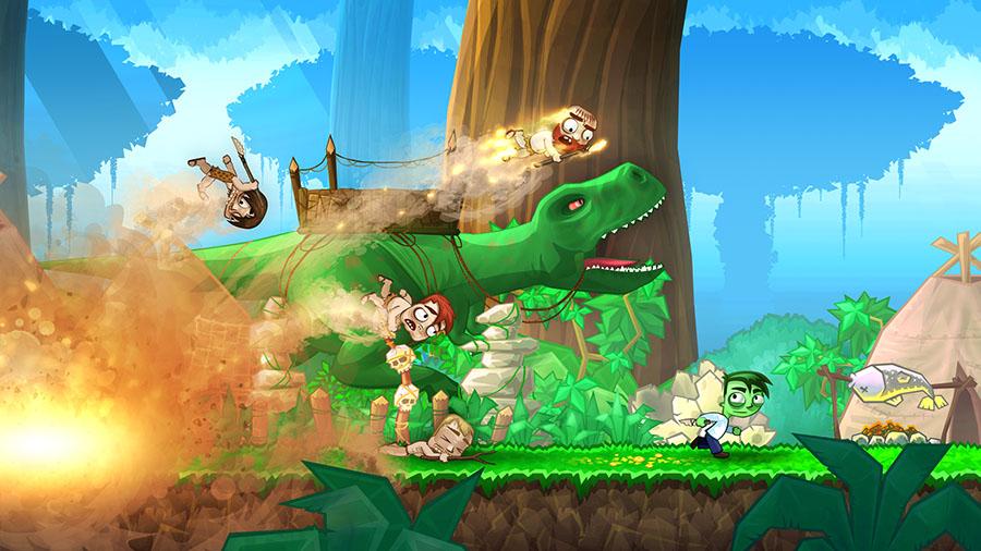 Zombie2 screen | Скриншотный субботник