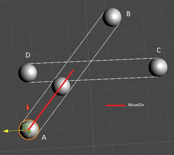 2 | Пересечение движущихся сфер